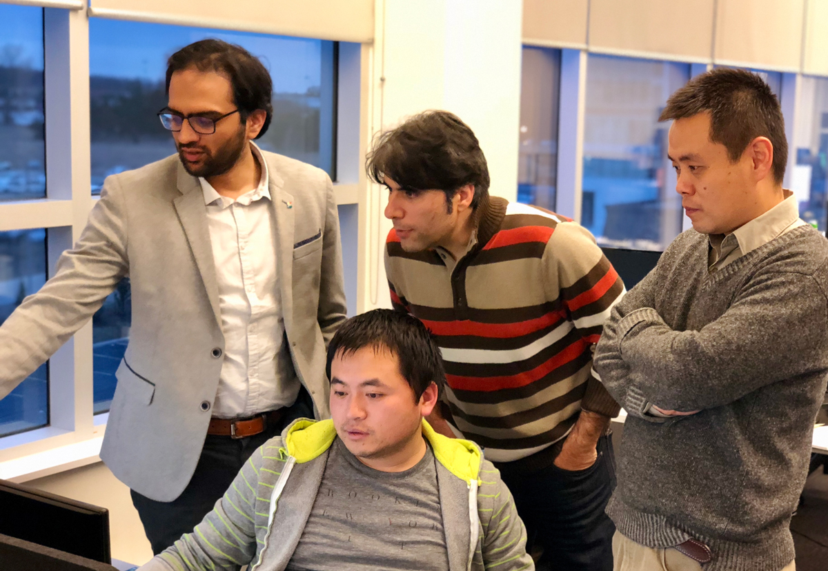 Drs Abdul Rehman, Zhou Wang, Kai Zeng, Hojat Yeganeh