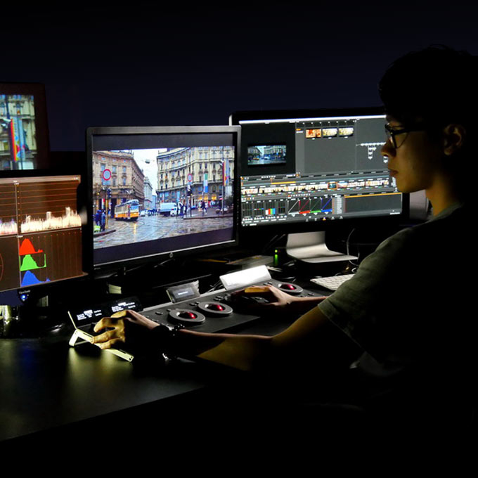 Professional Technologies for Professional use in broadcasting, streaming or content creation