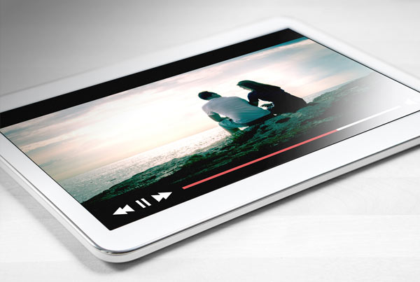 Smooth Playback on Tablet with SSIMWAVE's SSIMPLUS Technology