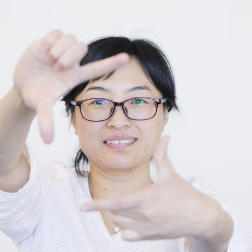 Michelle Zhang SSIMWAVE