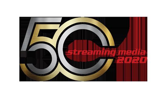Streaming Media 50 2020