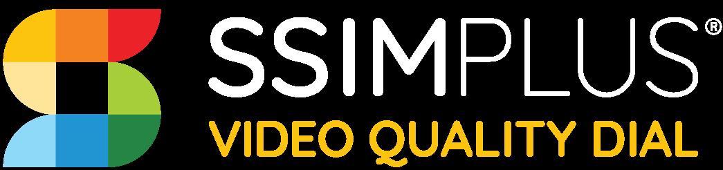 SSIMPLUS video quality