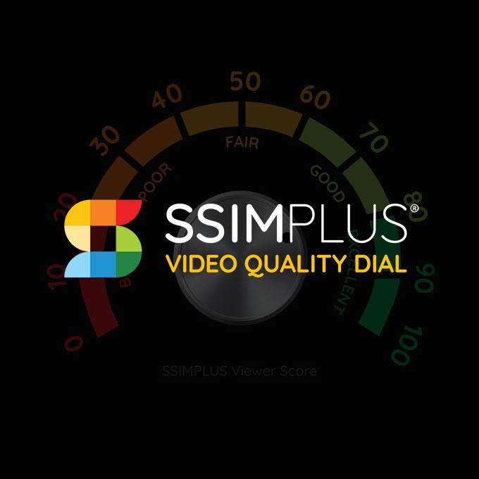 SSIMPLUS Video dial