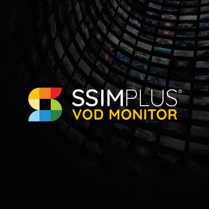SSIMWAVE Vod monitor